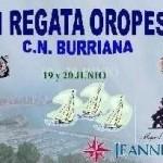 MIGUEL NAVARRO PATROCINA LA VII REGATA A OROPESA DESDE CN BURRIANA