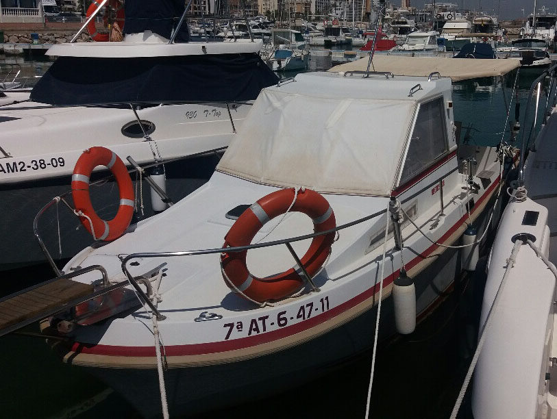 EIDER SEA ROBER 40 (1.992)